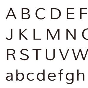 Panasonic Showroom Font
